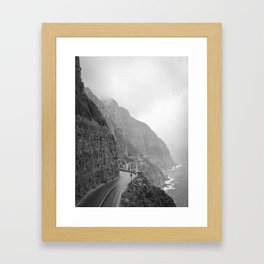 Cape Town - South Africa Framed Art Print