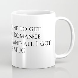 I waited online to get My Chemical Romance reunion tickets and all I got was this shirt Coffee Mug