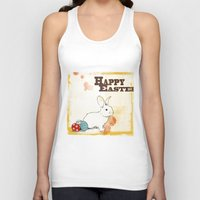 easter Tank Tops featuring Easter by Michelle Krasny