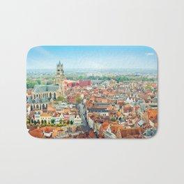 Brugge, Belgium Bath Mat