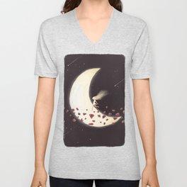Lunar Child Unisex V-Neck