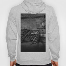 Growing Old - Traces of Interior Life in a Forgotten Place Hoody