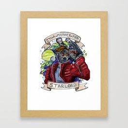 The Original Starboy Framed Art Print