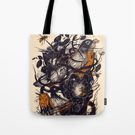 Natural Mystic Tote Bag
