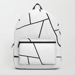 Modern Geometric 57 Backpack