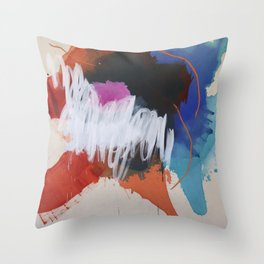 It sounds like Mingus Throw Pillow