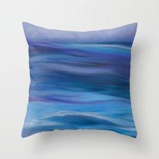 Land of fantasy Throw Pillow