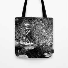 Butterfly Pond Tote Bag