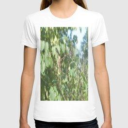 Yellow Butterfly T-shirt
