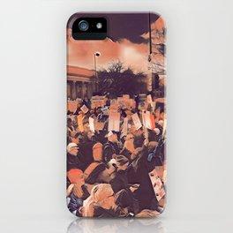 Denver Women's March iPhone Case