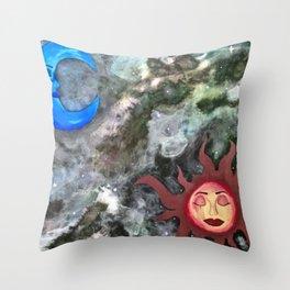 sehnsucht Throw Pillow