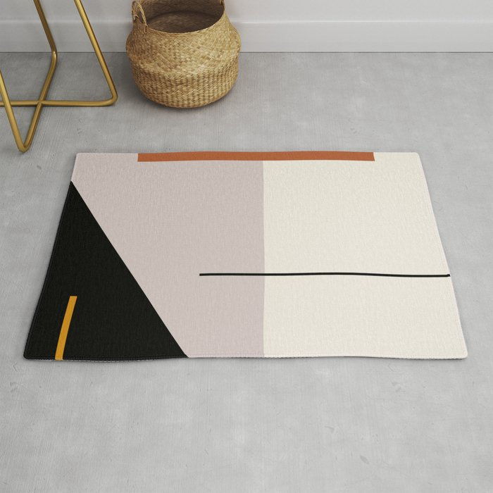 abstract minimal 28 Rug