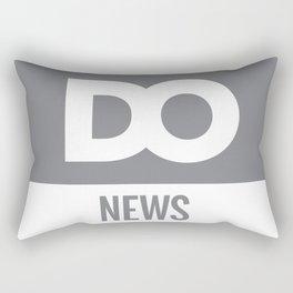 DO News Rectangular Pillow