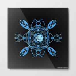Bahamut fayth Metal Print