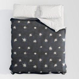 Midnight Starlet Comforters