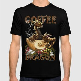 Coffee Dragon T-shirt
