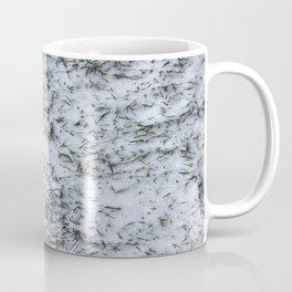 Snowy Grass Coffee Mug