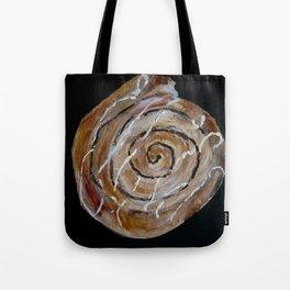 Cinnamon Swirl Bakery Still Life Acrylic Painting Tote Bag