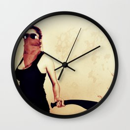 Mexi-Can Wall Clock