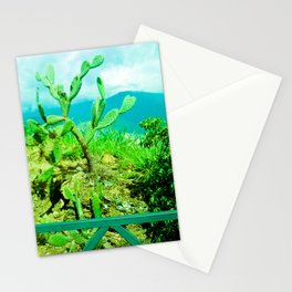 Hostility and coldness. Stationery Cards