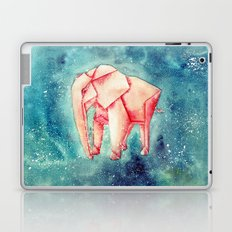 Pink elephant Laptop & iPad Skin