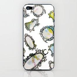 Les miroirs iPhone Skin