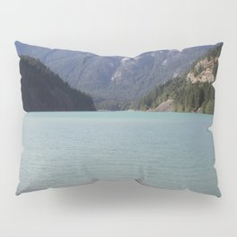 Washington Ross Lake  Pillow Sham