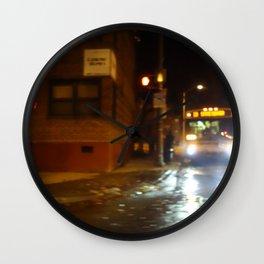 Baltimore, MD Wall Clock