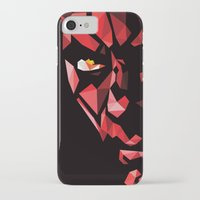 darth iPhone & iPod Cases featuring Darth Maul by Roland Banrevi