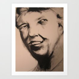 Eleanor, Roosevelt Art Print