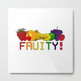 Fruity! Metal Print