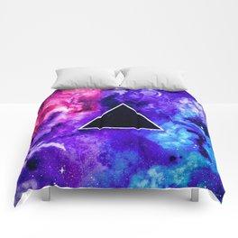 Black Hole Trinity Comforters