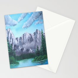 Carpathian Mountains Stationery Cards