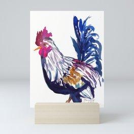 Kilohana Rooster 2 Mini Art Print