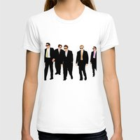 reservoir dogs T-shirts featuring Reservoir Dogs by Tom Storrer