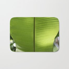 Banana Leaf Tropical Summer 2017 Bath Mat