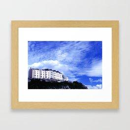 Tenby Esplanade Framed Art Print