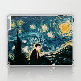 Taehyung Starry Night Laptop & iPad Skin