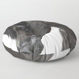 Obsidian Floor Pillow