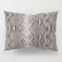 Python Snakeskin Print Pillow Sham