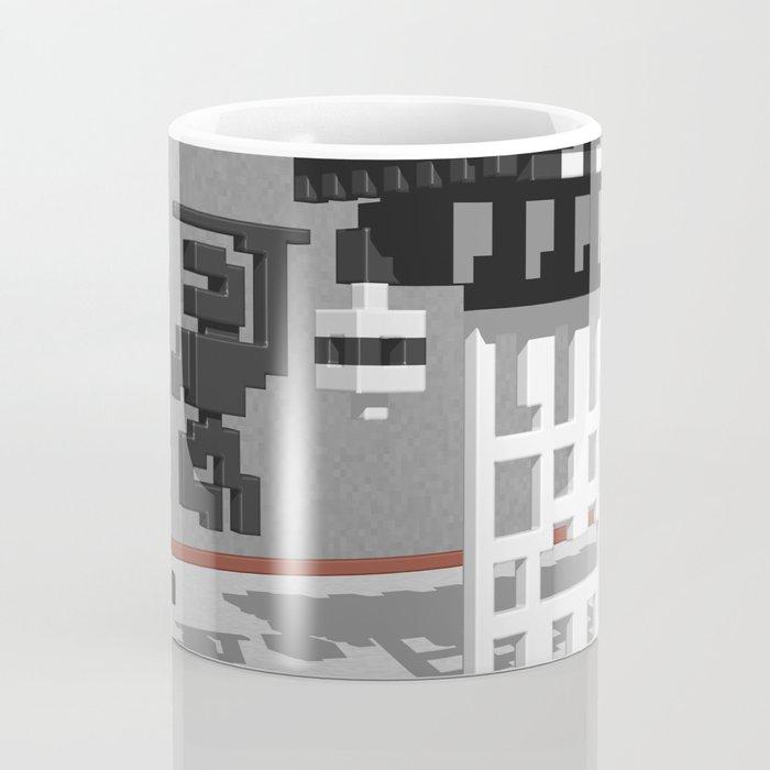 BruceLee Commodore 64 game tribute Coffee Mug