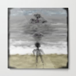 Beach Dream Metal Print