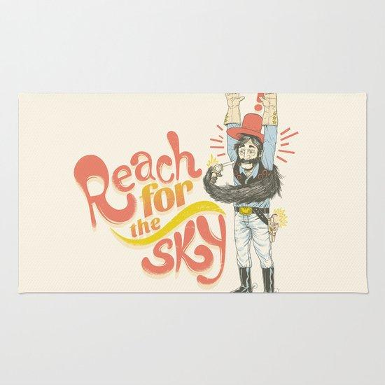 Reach for the Sky Rug