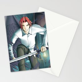 Grimoire - M Stationery Cards