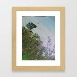 The Summer of the Pookas. Framed Art Print
