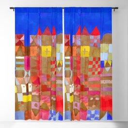 Paul Klee Marjamshausen Blackout Curtain