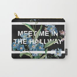 Harry Styles Meet Me In The Hallway Artwork Carry-All Pouch