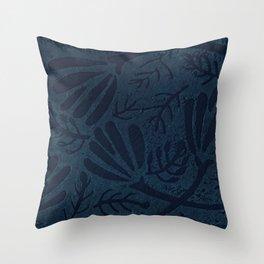 Stoneware tile print 2.1 Throw Pillow