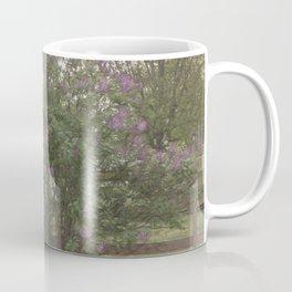 Lilac Bush Coffee Mug