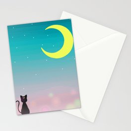 Sailor Night Stationery Cards